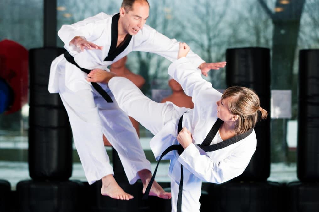 Taekwondo München –  eine olympische Disziplin mit Fitness
